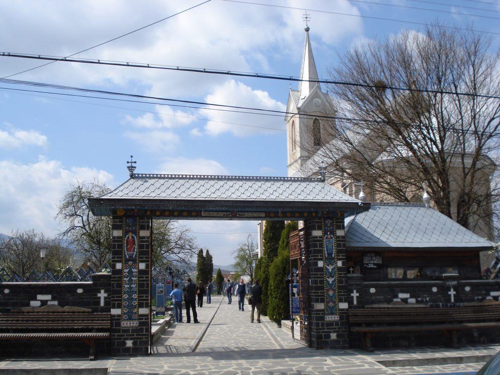 Cimitirul_Vesel_de_la_Sapanta1